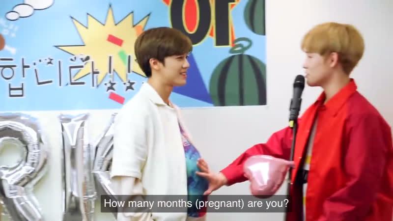 беременный джемин