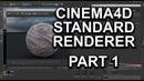 Using Poliigon textures in Cinema 4D Part 1 Material Basics