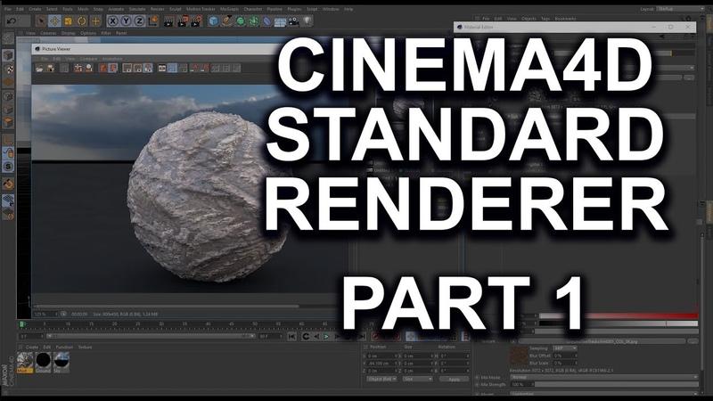Using Poliigon textures in Cinema 4D - Part 1 (Material Basics)