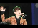 [fancam] 101021 SHINee key cute smile @ Gyeongsang University Festival