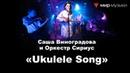 LIVE Music! Sasha Vinogradova Sirius Orchestra - «Ukulele Song»