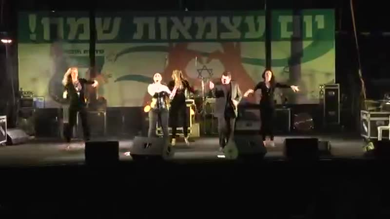 Артур Толмасов и Люба Бабис.Израиль.Концерт.(Песни А.Касиева)