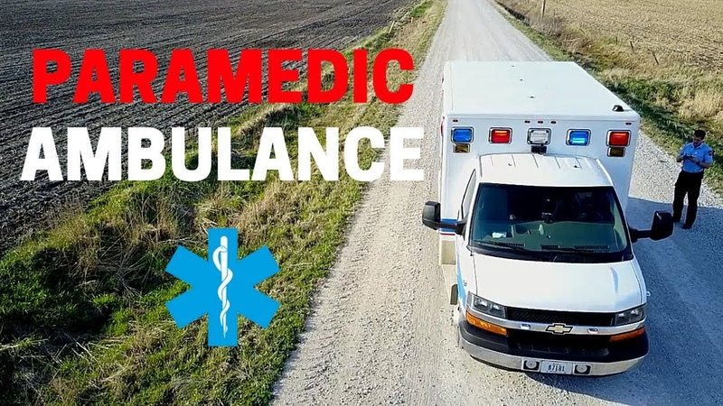 What do Paramedics Carry on an Ambulance