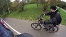 ВелоПокатушки Братеево Кузьминки Sony Action Cam