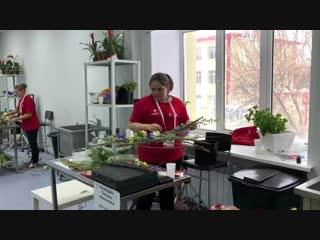 Захватывающие компетенции чемпионата WorldSkills Russia (Тюменская область)