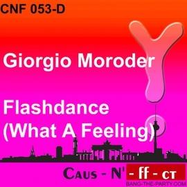 Giorgio Moroder альбом Flashdance