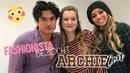 'Riverdale'-actrice Vanessa Morgan: 'Kussen met Madelaine voelde minder vreemd dan verwacht'