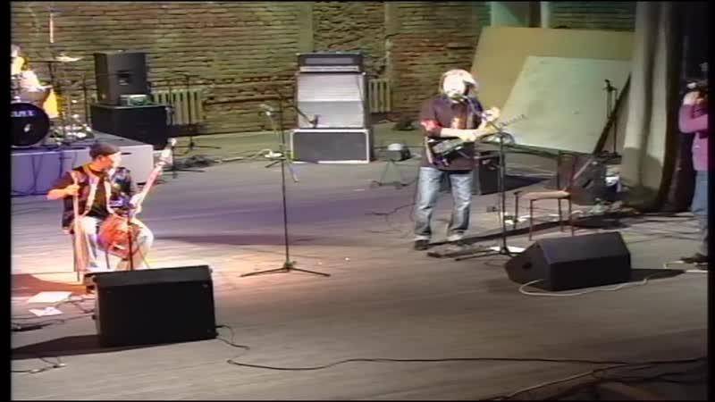 Yat-Kha – Amdy Baryp – Концерт В Абакане 2008