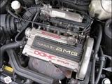 Обзор Mitsubishi Galant 6  тюнинг от компании AMG слышали о таком