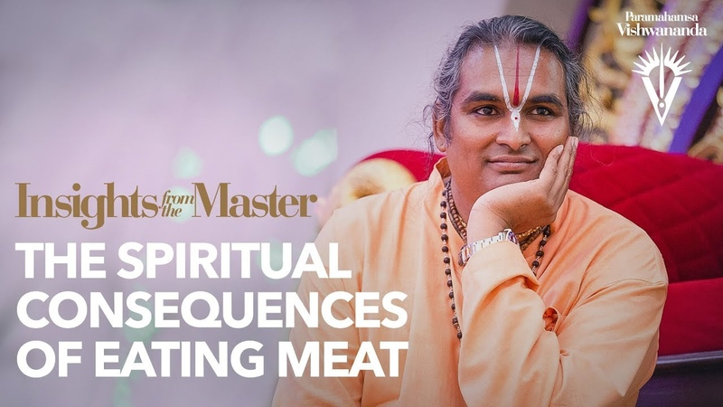 The Spiritual Consequences of Eating Meat Insights from the Master