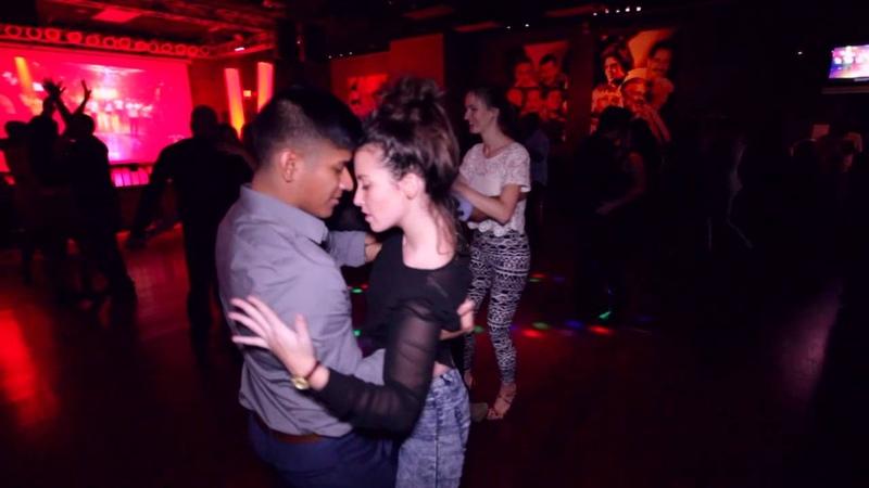 01/10/15 DC Bachata Masters - Social Dancing (Franco Blanca)