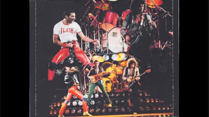 Queen Now Im Here⁄Impromtu (Live at Deutschlandhalle, Berlin, 30/11/1980)