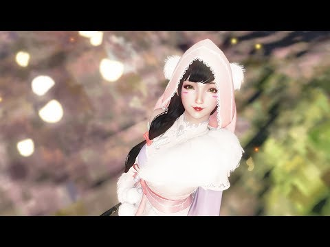 Moonlight Blade Online 天涯明月刀.ol - New Fashion Update D