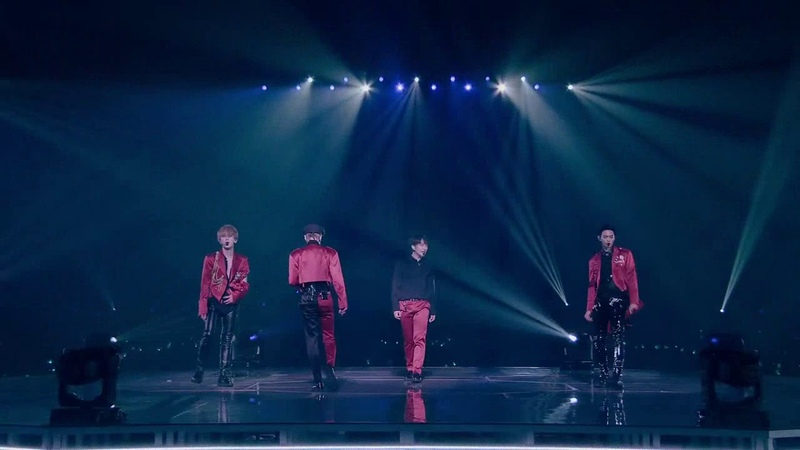 SHINee World The Best 2018 - Lucifer (Eng subs)