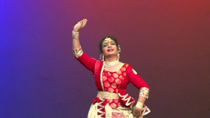 World Renowned Kathak Danseuse Dr. Rekha Mehra Trailer 2