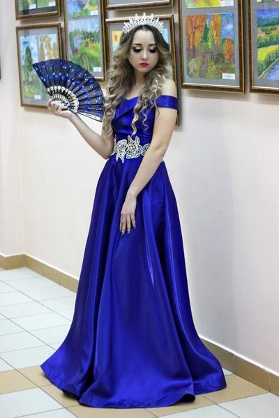 Мария Ковылова