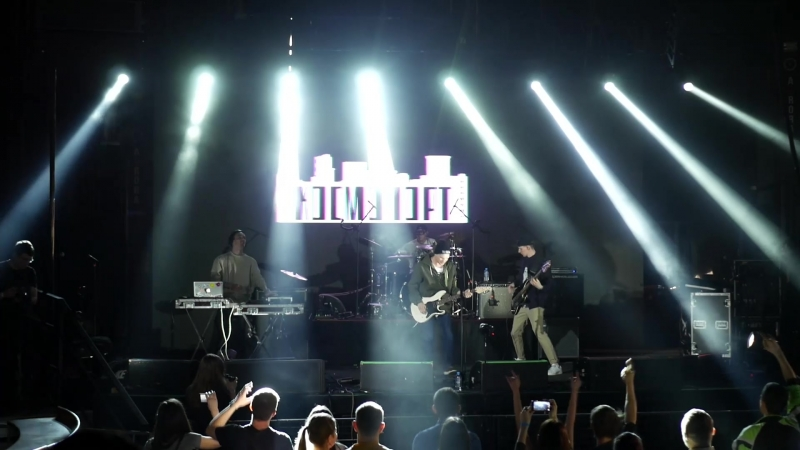 Космопорт - Интро. Live@Aurora Concert Hall