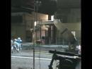 Нас на съемочной площадке с Болтом, снимающим видео поп-музыки K. @ alexcam1000 на R3D
