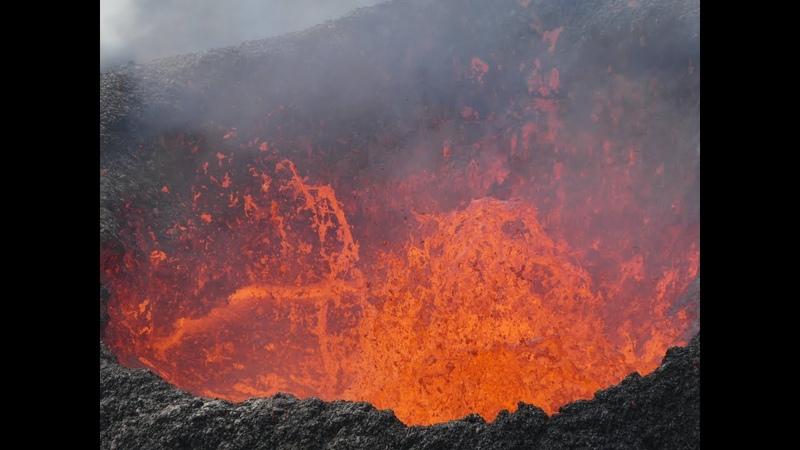 Piton de la Fournaise eruption du 18/19 février