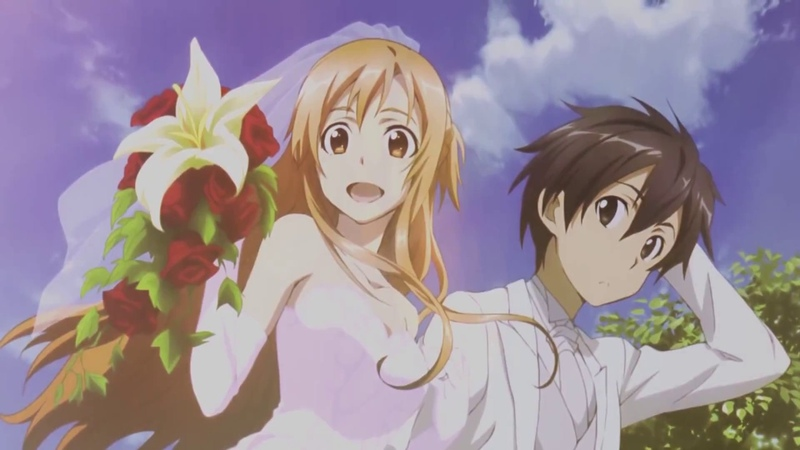 ASMV Kirito X Asuna Catch The Moment Sword Art Online