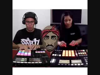 2Pac track mix
