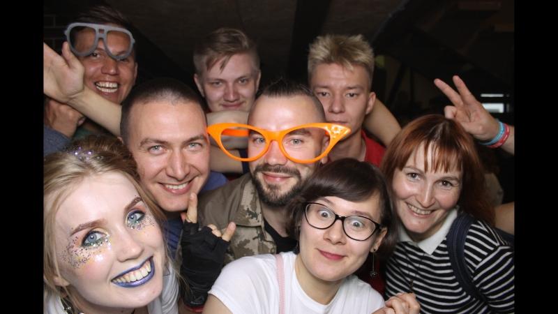 Фотобудка на жаркоЙ вечеринке Izh Rock IT 2018 rockizhit2018 izhrockit2018