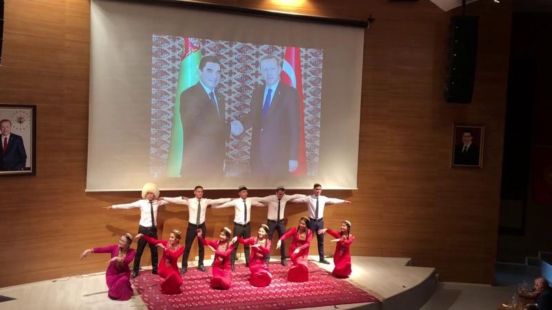 Kastamonu üniversitesi Türkmen Talyplary Küşdepdi