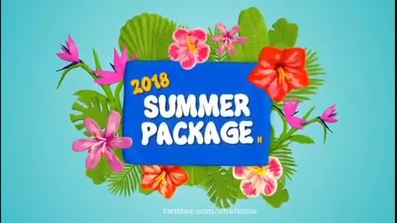 Summer Package in Saipan pt.1.2