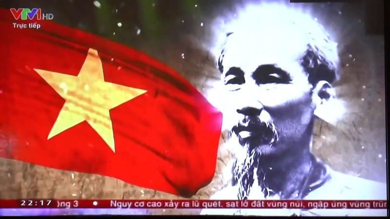 The Ballad of Ho Chi Minh Bài ca Hồ Chí Minh 2017 Vietnamese English