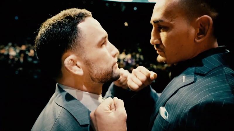 UFC 240 Отбивайся