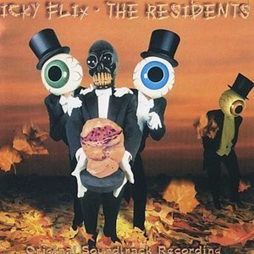 The Residents альбом Icky Flix OST