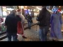 Одесские Дед Морозы устроили драку между собой!