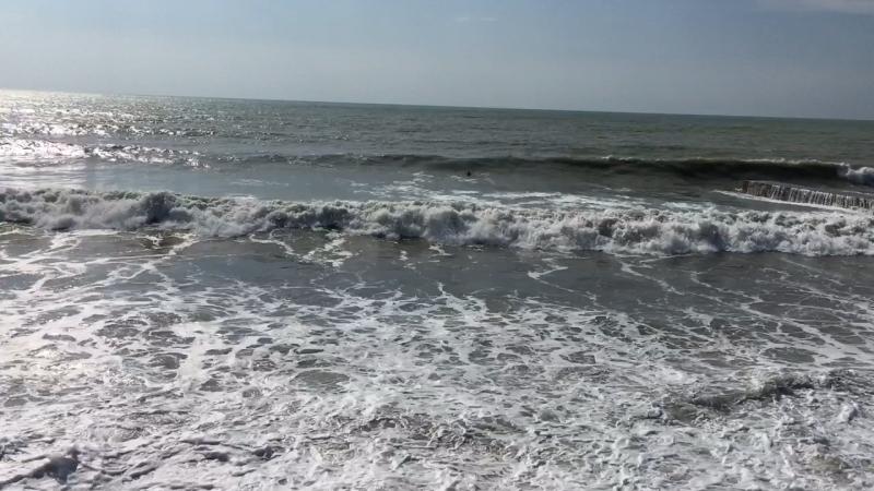 Сочи волны