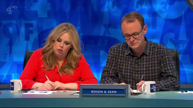 8 out of 10 Cats does Countdown S10E02 (12.08.2016)