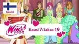 Winx-klubi: Kausi 7, Jakso 19 - «Taikasateenkaari» (Suomi)