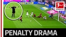 Penalty Drama in Munich - Manuel Neuer's Double Save Not Enough