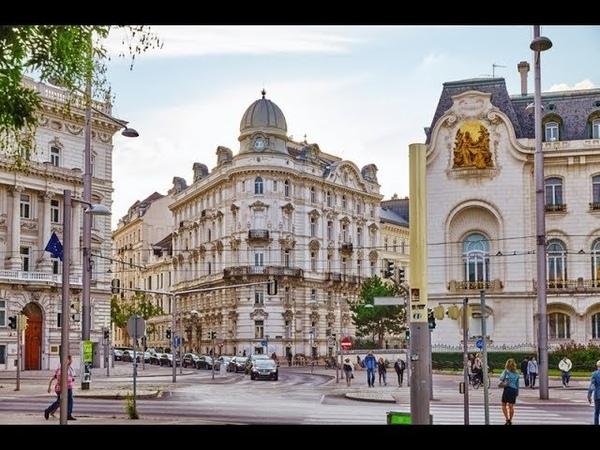Вена Австрия / Vienna Austria 4K Ultra HD
