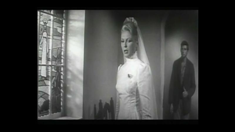 Эдгар и Кристина 1966 Рижская киностудия мелодрама Вия Артмане Улдис Пуцитис