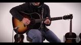 Sigma JM-SG45 Slope Shoulder, The Acoustic Centre. Standard tuned, capo, drop tuned.