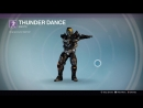 Destiny_20180130 BLACK TITAN vers40. THUNDER DANCE .
