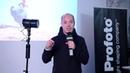 Profoto B10 презентация в России интервью с Олегом Зотовым и представителем компании Profoto