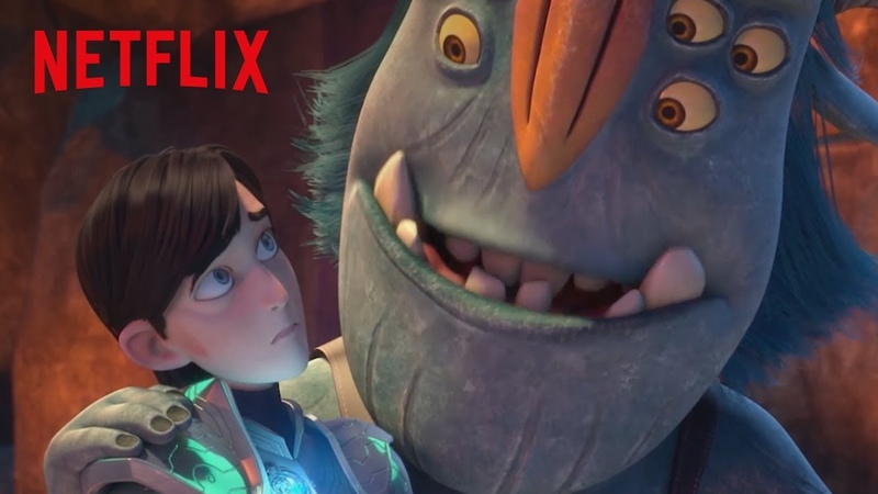 Trollhunters Interview with Guillermo del Toro Favorite Trollhunters Character Netflix
