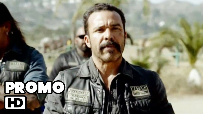 Mayans MC 1x04 Preview Season 1 Episode 4 PromoTrailer MURCIÉLAGOZOTZ HD