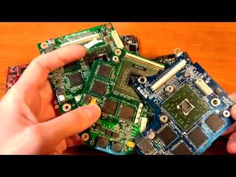 Можно ли модернизировать видеокарту в ноутбуке Если можно то в каких ноутбуках и как