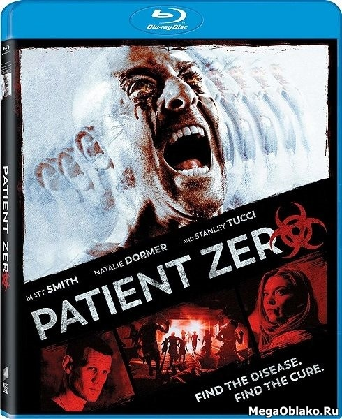 Пациент Зеро / Patient Zero (2018/BDRip/HDRip)