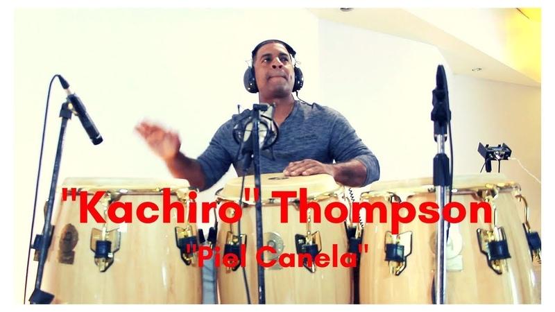 MEINL Percussion - Kachiro Thompson - Piel Canela
