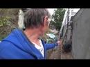 Трепанация ВЛОГ Каминная труба Лестница установлена Релакс у камина Строим дом