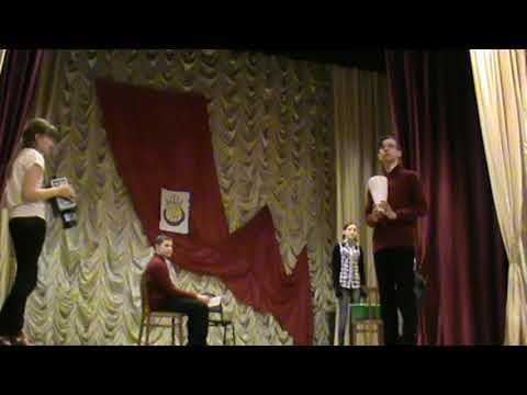 Театр малых форм Смешинка.Номер Киносъёмка
