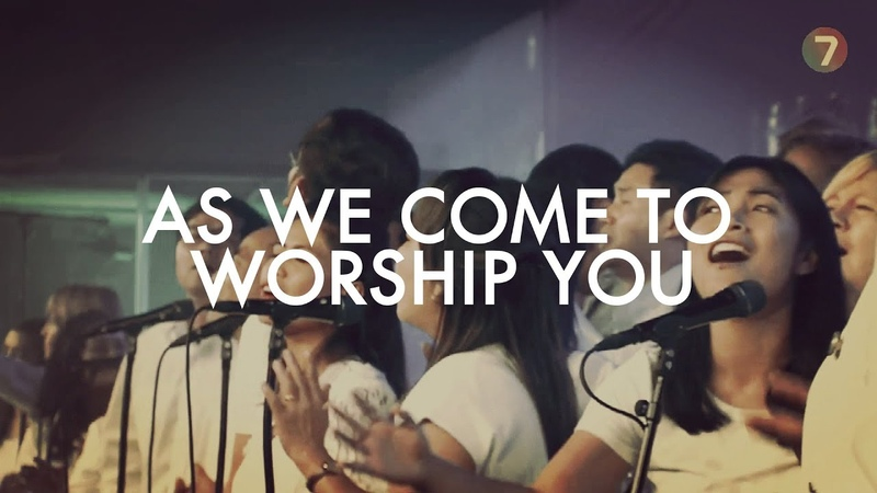 As We Come To Worship You House of Heroes Worship GMF Netherlands Myanmar Choir