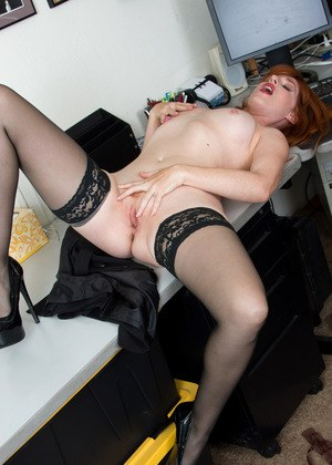 Slutload older mature ganged in wood